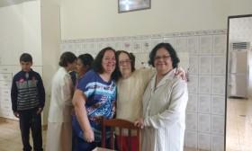 Visita ao Asilo - Prof° Vilma