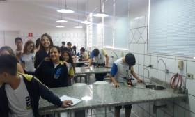Laboratório de Ciências - 7º e 8° ano